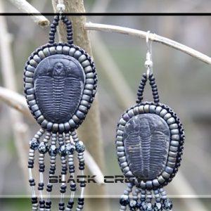 Beadwork Rings & Earrings