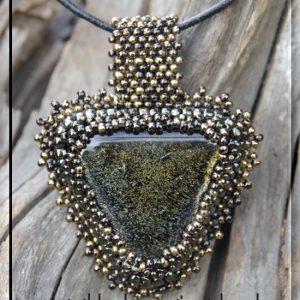 Beadwork Necklaces & Pendants